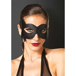 Leg Avenue LEATHER FANTASY CAT EYE MASK