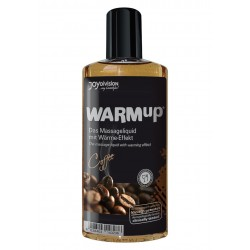Joy Division WARMUP COFFEE MASSAGE OIL 150ml