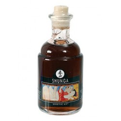 Shunga Aphrodisiac oil chocolate 100ml