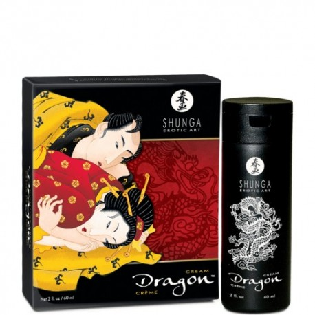 Shunga Dragon Virality Cream 60ml